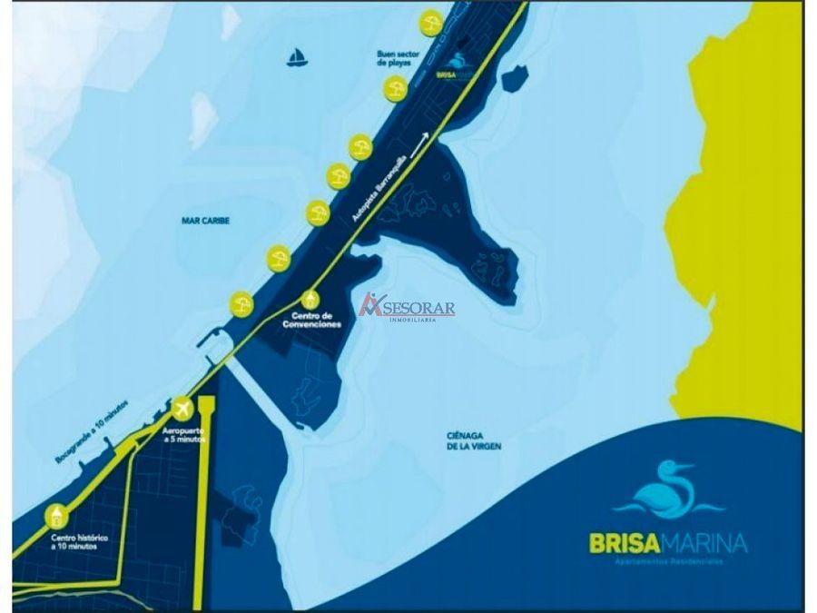 proyecto cartagena la boquilla brisa marina