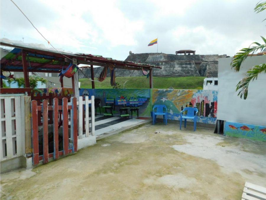 casa local en venta pie del cerro cartagena
