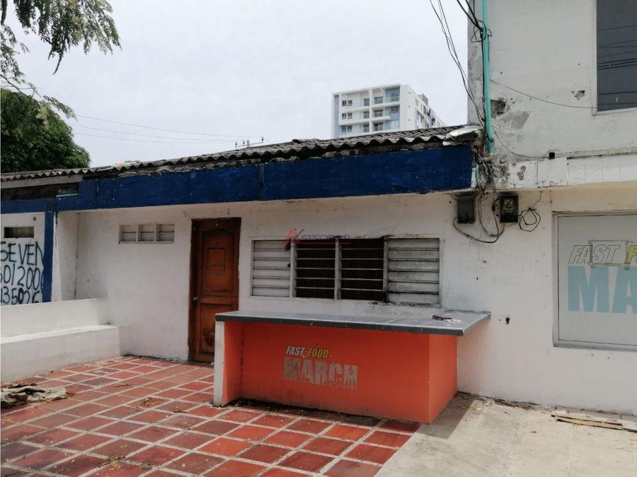 casa lote en venta crespo cartagena