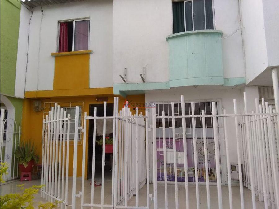 casa en venta urb villas de la candelaria