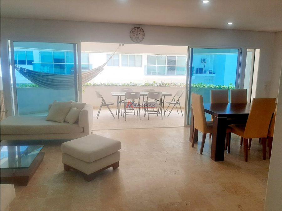 apartamento en venta zona norte cartagena