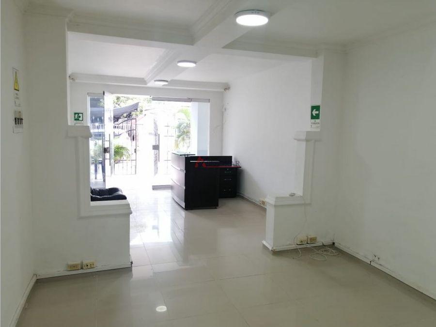 cartagena arriendo oficina manga