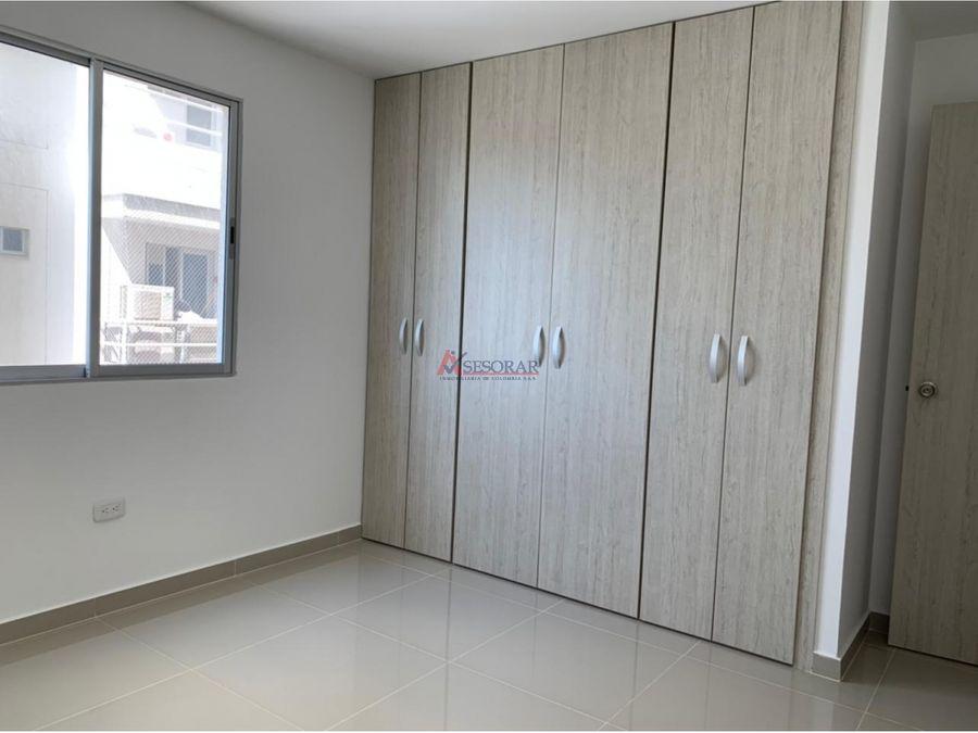 apartamento en venta o arriendo manga cartagena