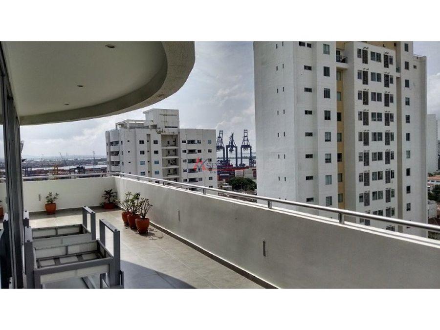cartagena venta penthouse manga