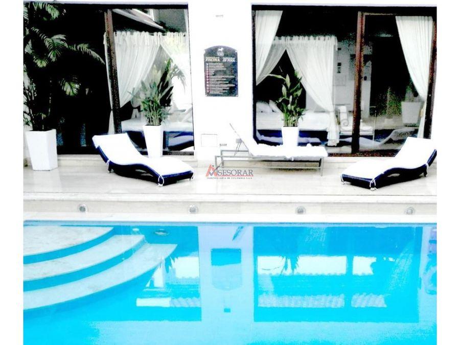 casa amoblada en venta getsemani cartagena