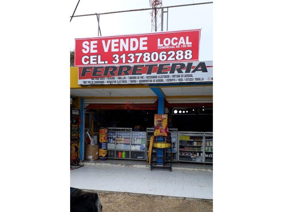 cartagena venta local villas de la candelaria