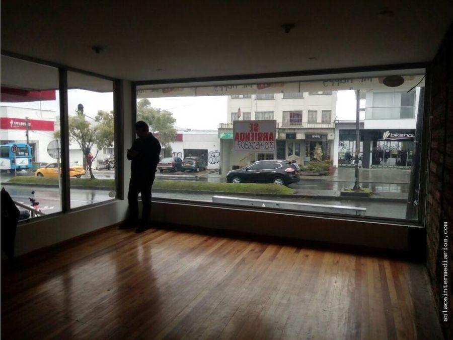 local comercial avenida santander