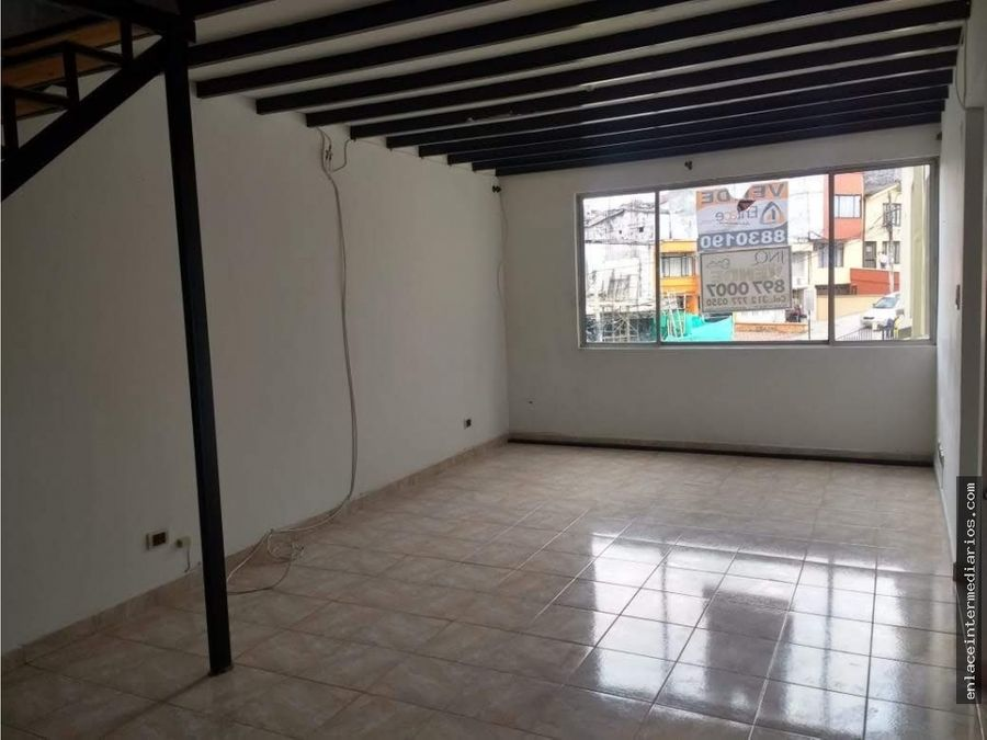 venta acogedor apartamento en el sector de campohermoso