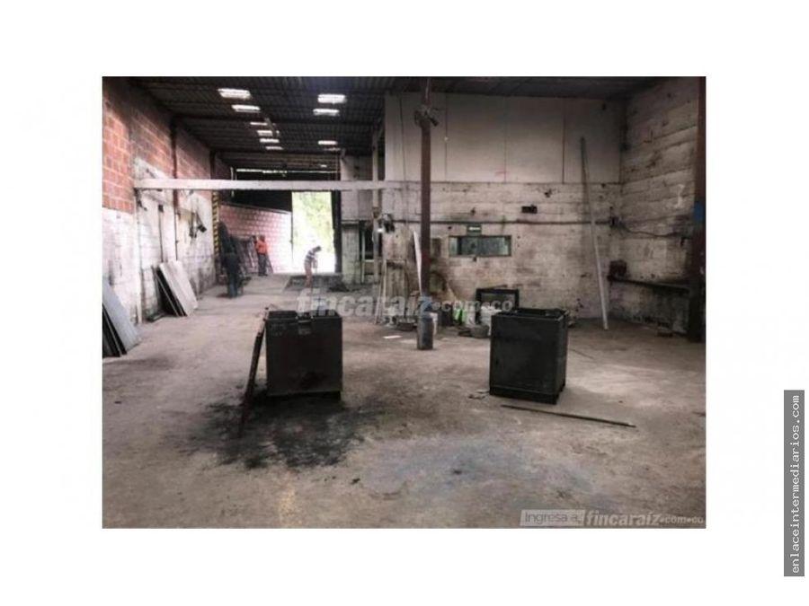bodega en arriendo manizales parque industrial