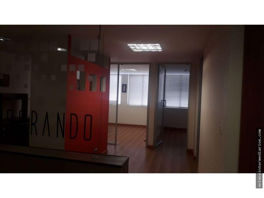 se vende oficina sector centro