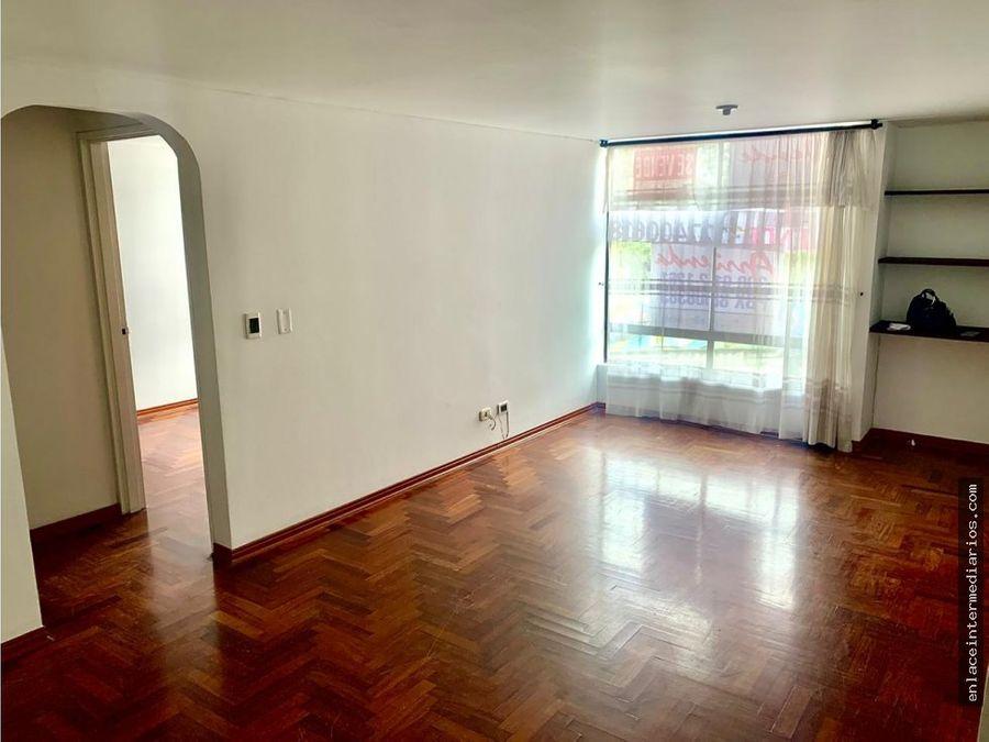 venta apartamento por la avenida santander