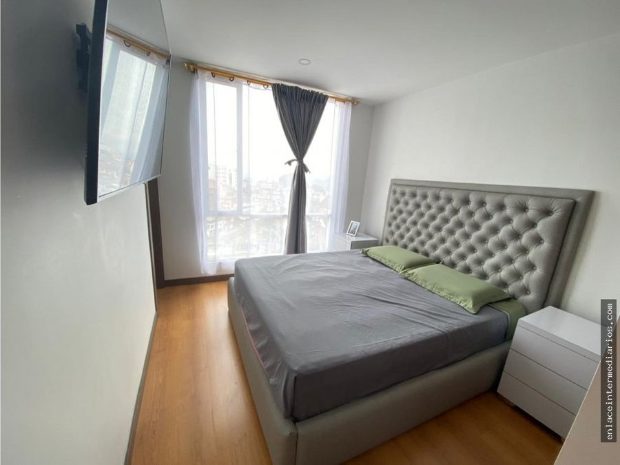 se vende apartamento sector campo hermoso