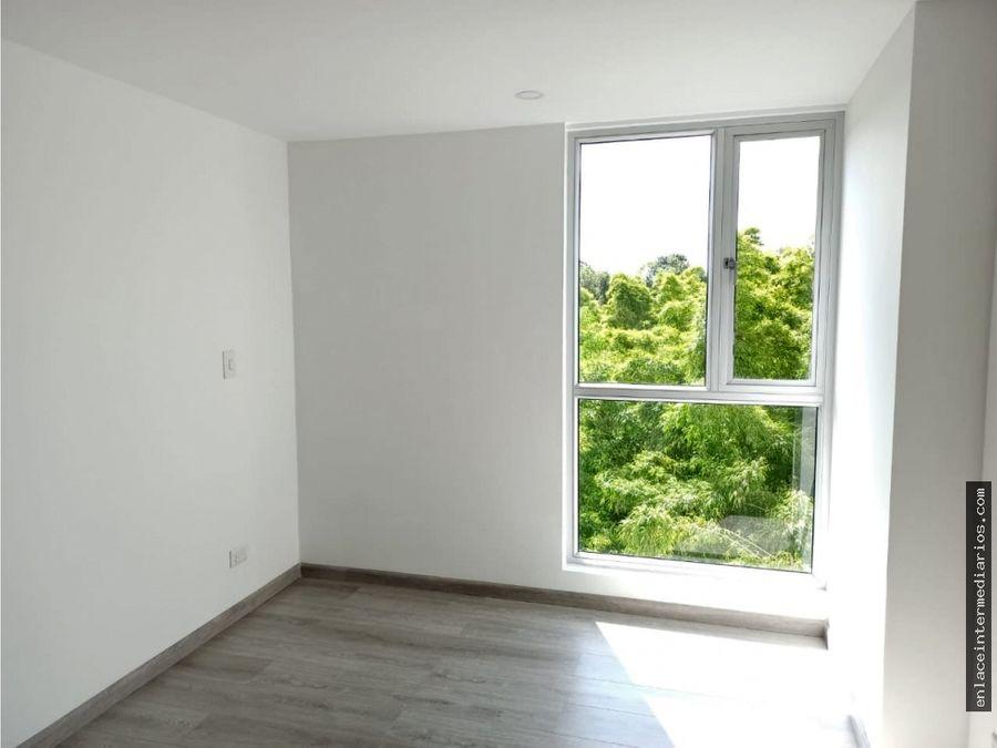 se arrienda apartamento sector bosque popular