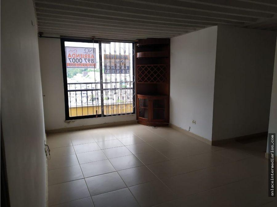 se arrienda apartamentos sector la argentina