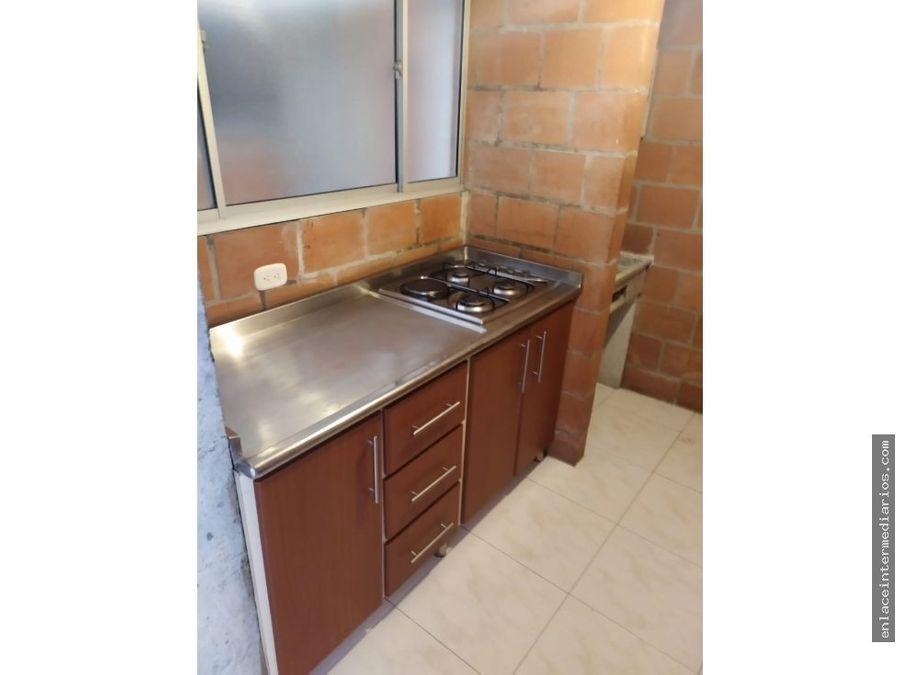 se arrienda apartamento sector villa maria
