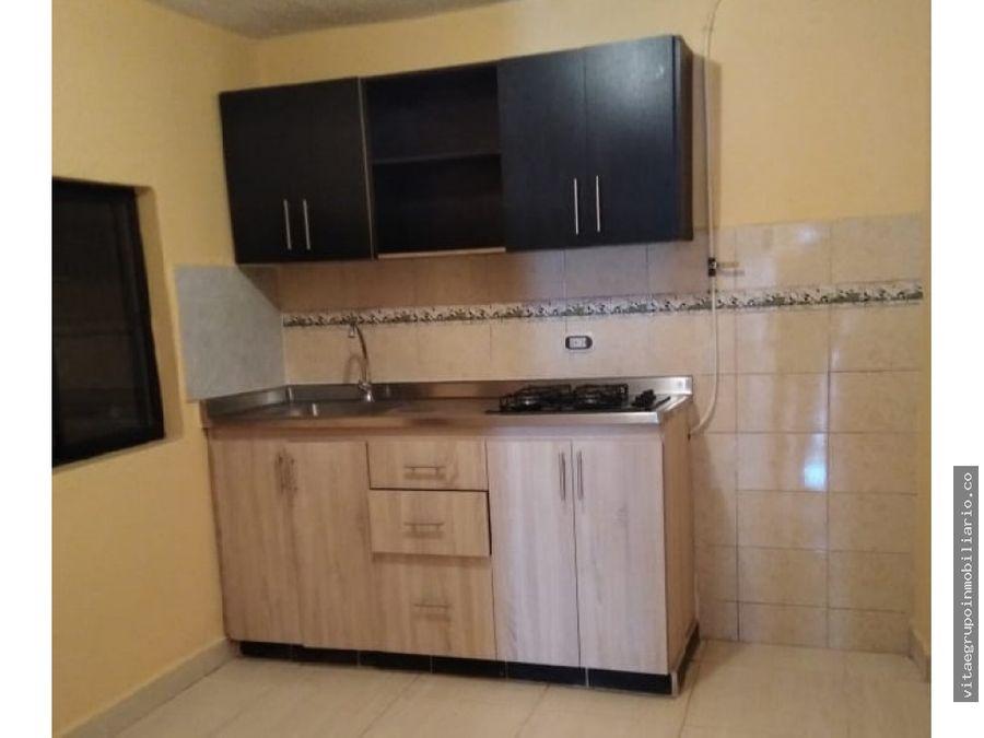 venta de apartamento en playa rica bello primer piso