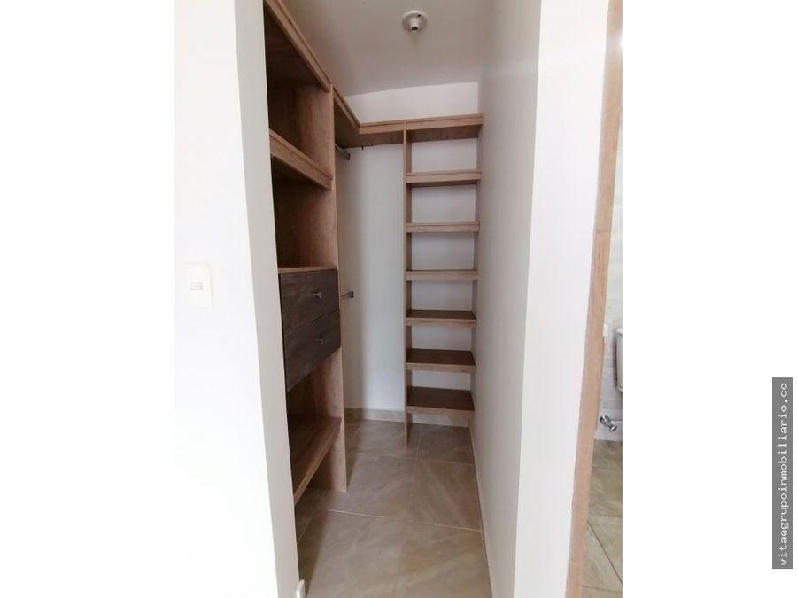 apartamento en arriendo en madera esencial