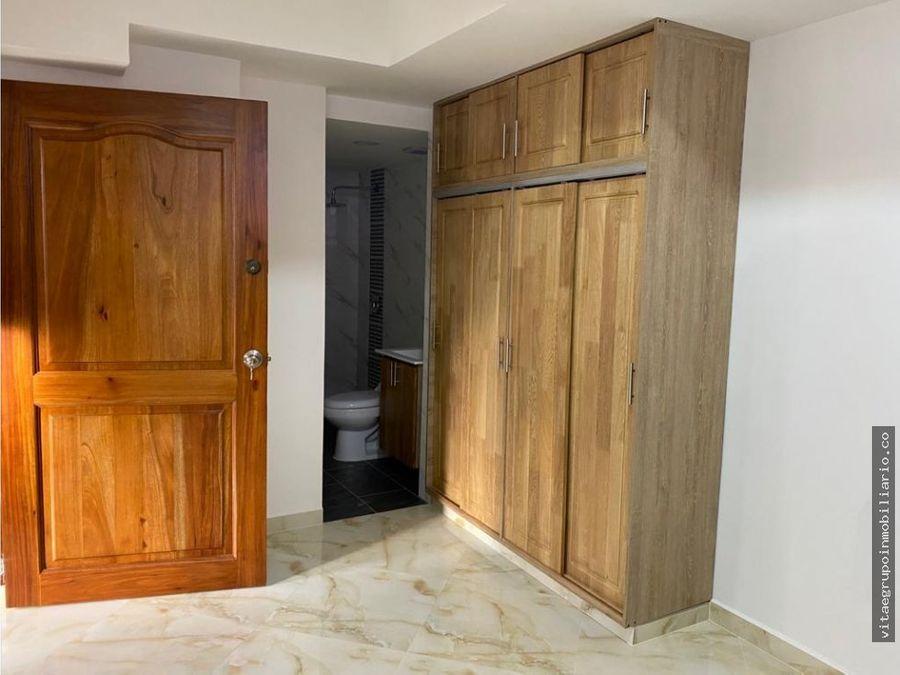 venta de apartamento en madera bello