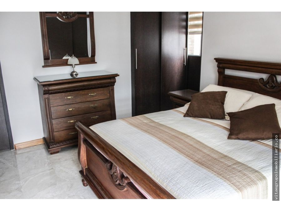 venta de apartamento en cabanas bello con finos acabados