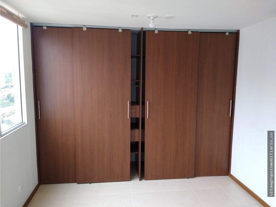 venta de apartamento en cabanas bello con o sin mobiliario