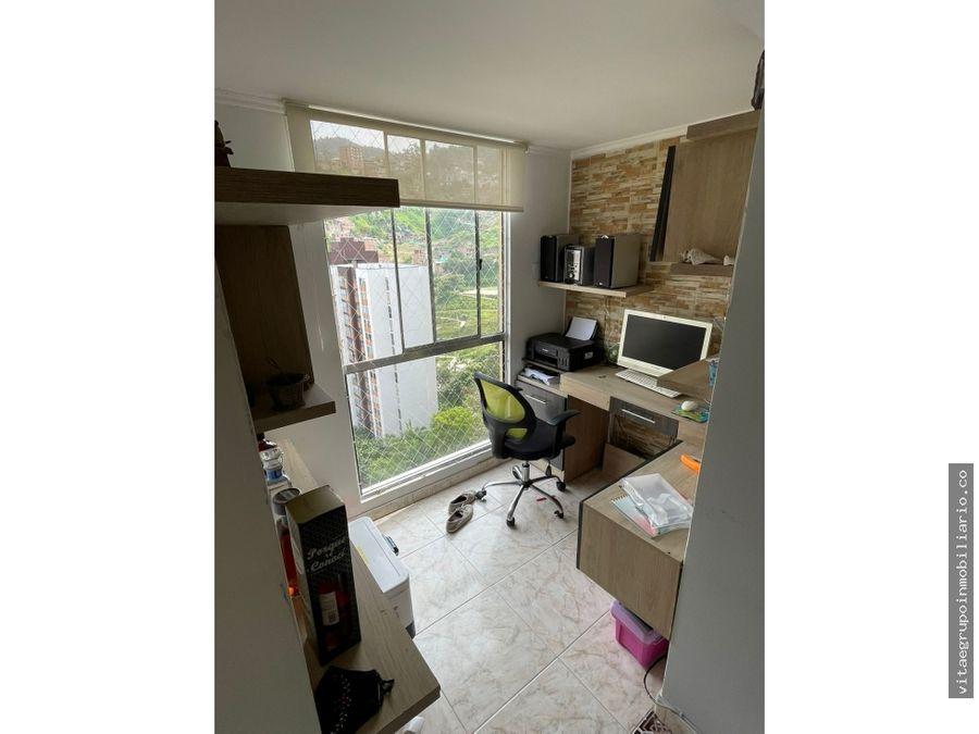 venta de apartamento en la loma de los bernal medellin
