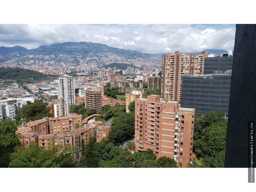 venta de apartamento en castropol con excelente ubicacion poblado