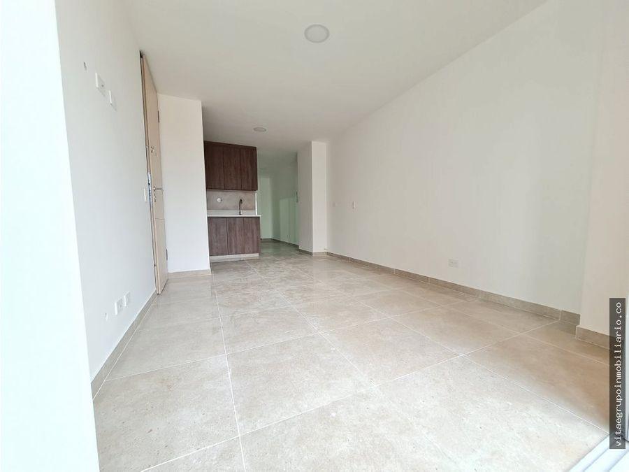 venta de apartamento nuevo en cabanas bello parte baja