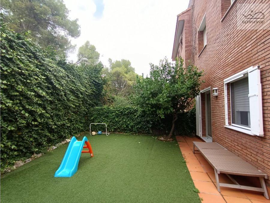 planta baja con jardin privado ideal para tu familia