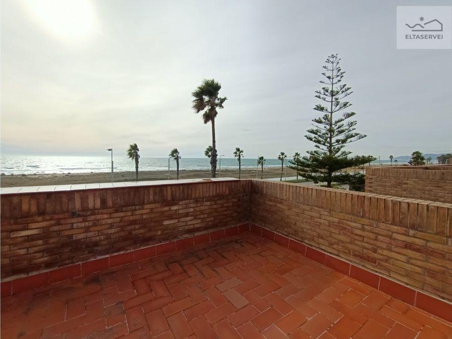 vivir frente el mar