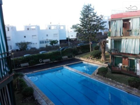 piso luminoso con zona comunitaria en bellamar