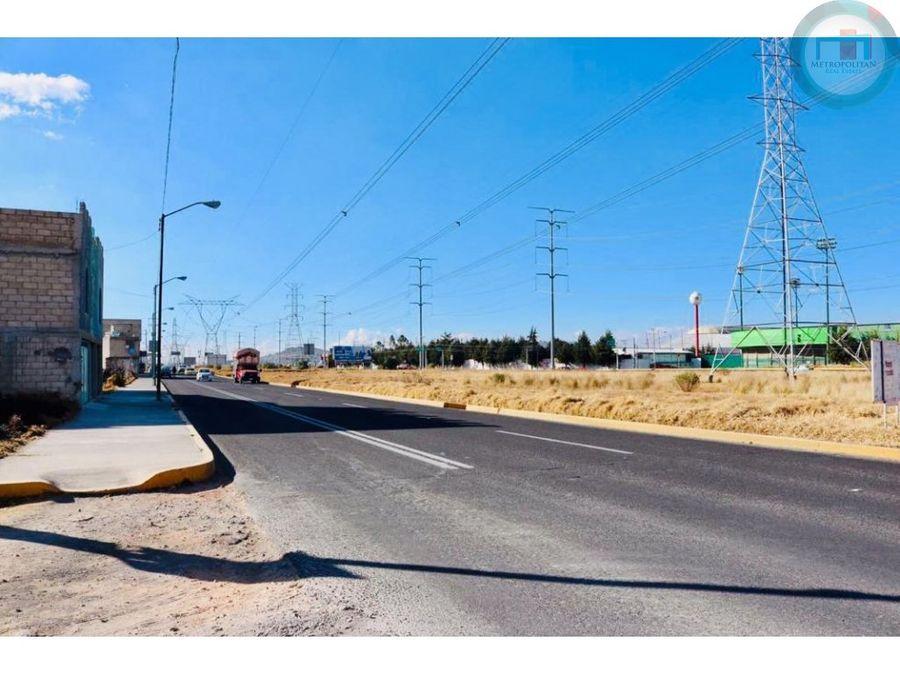 terreno venta toluca zinacantepec av las torres