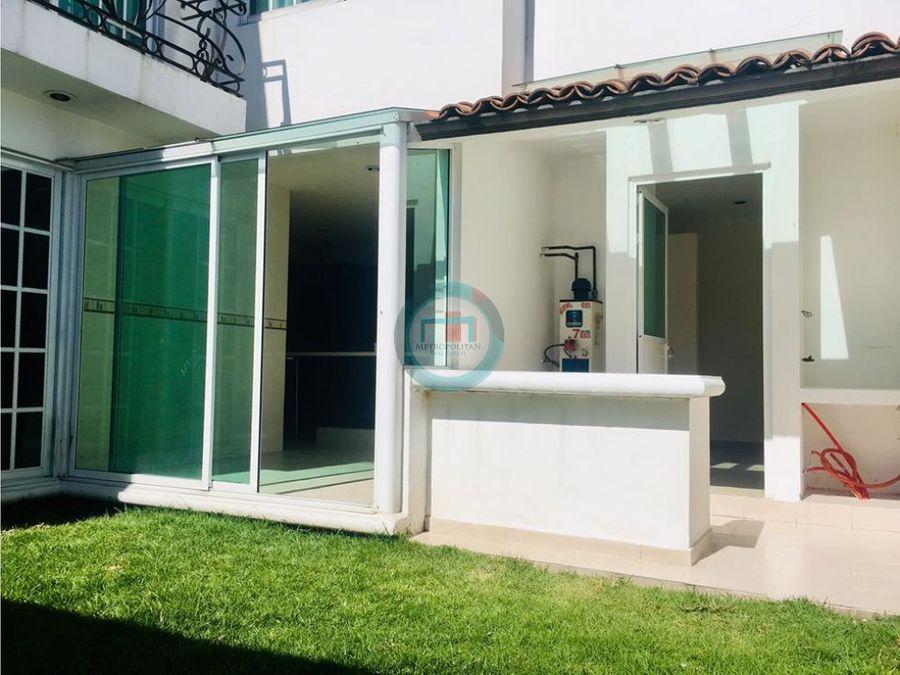casa venta metepec residencial por av tecnologico