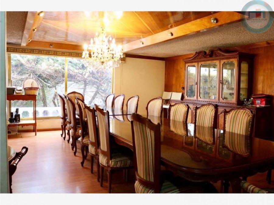 casa en venta en toluca residencial cipres