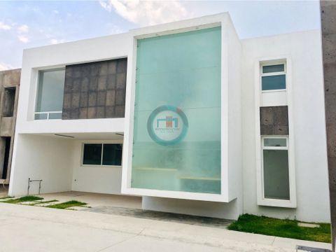 casa nueva venta san mateo atenco nuvo residencial