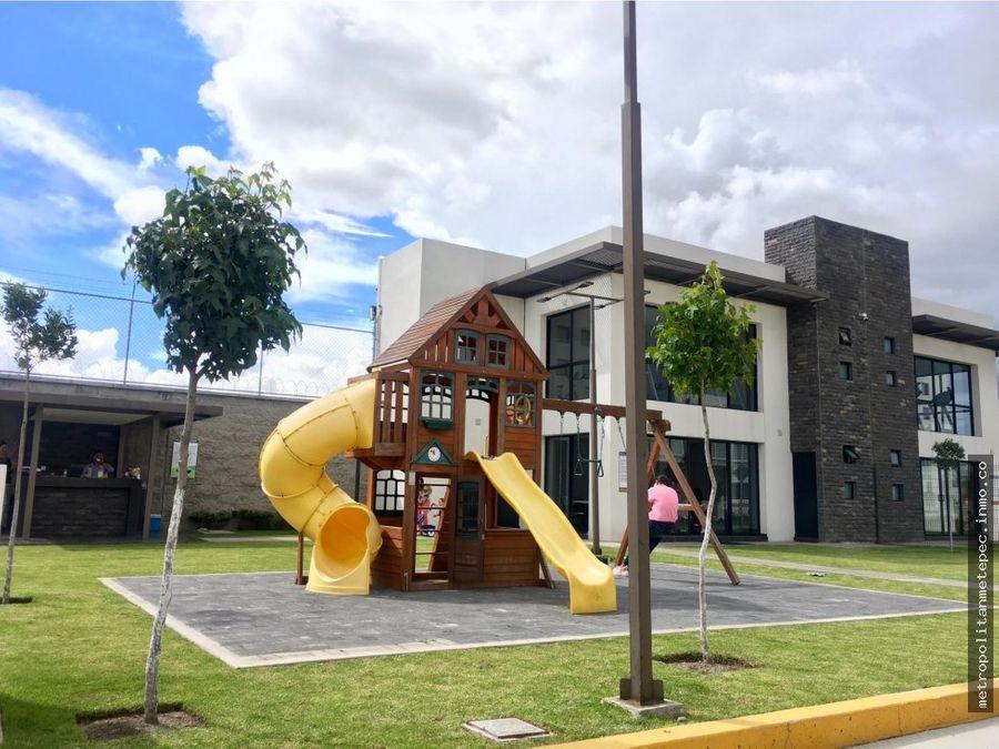 casa en venta en fracc grafito san mateo atenco