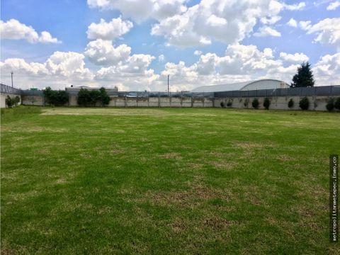 terreno en venta en toluca a 100m blvd aeropuerto
