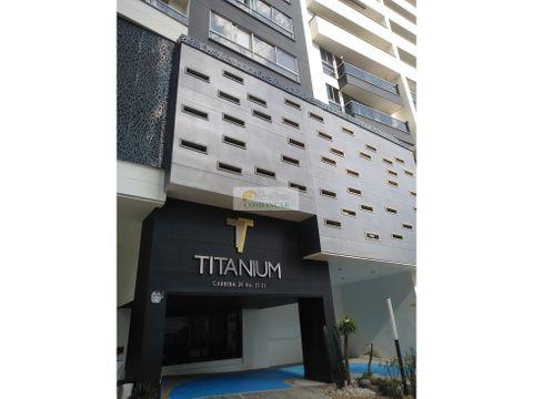 edificio titanium