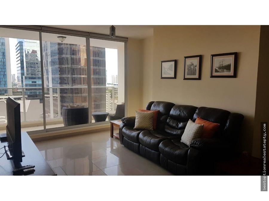 alquilo hermoso apartamento amoblado ph diana tower obarrio