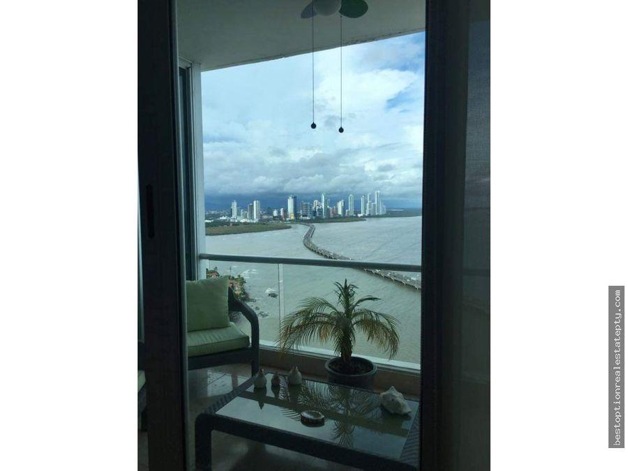 alquilo apartamento amoblado en coco del mar dcr