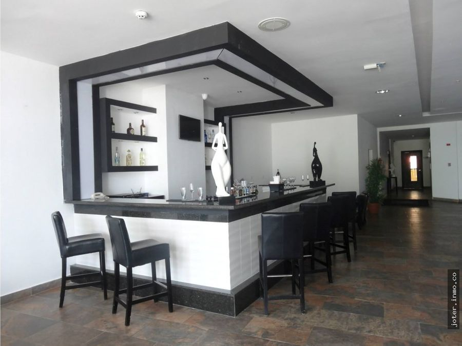 vendo hermoso apartamento de playa amoblado jr