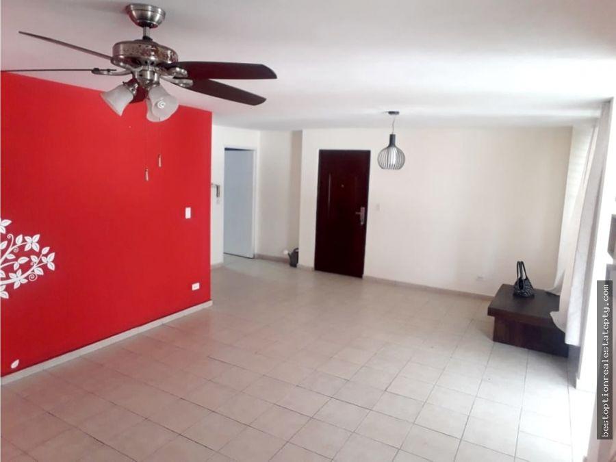 aprovecha apartamento en obarrio 150000