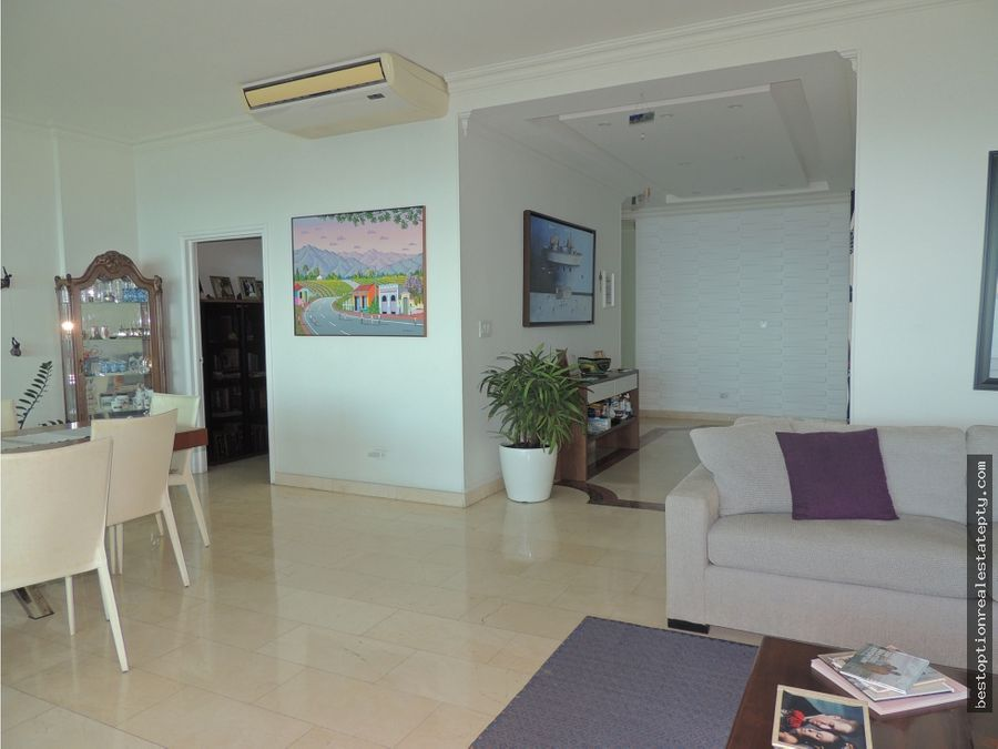 venta apartamento en vista marina avenida balboa de 331 mts2