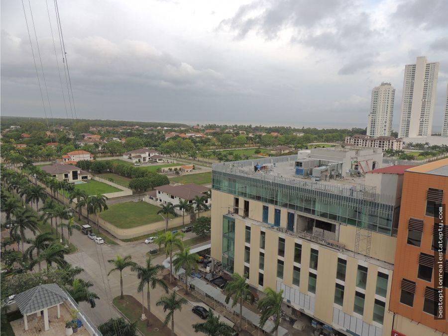 alquiler apartamento amoblado costa del este al lado de town center