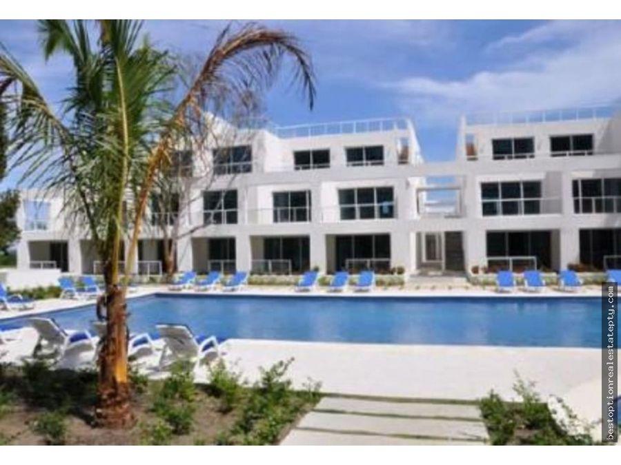 vendo apartamento en playa blanca edificio terrazas de farallon