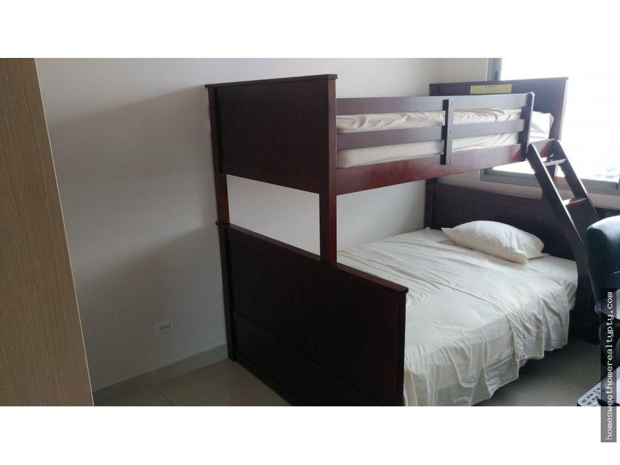 vendo apartamento en ph torres de castilla jr