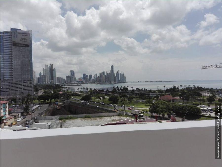 alquilo apartamento avenida balboa ph bay view