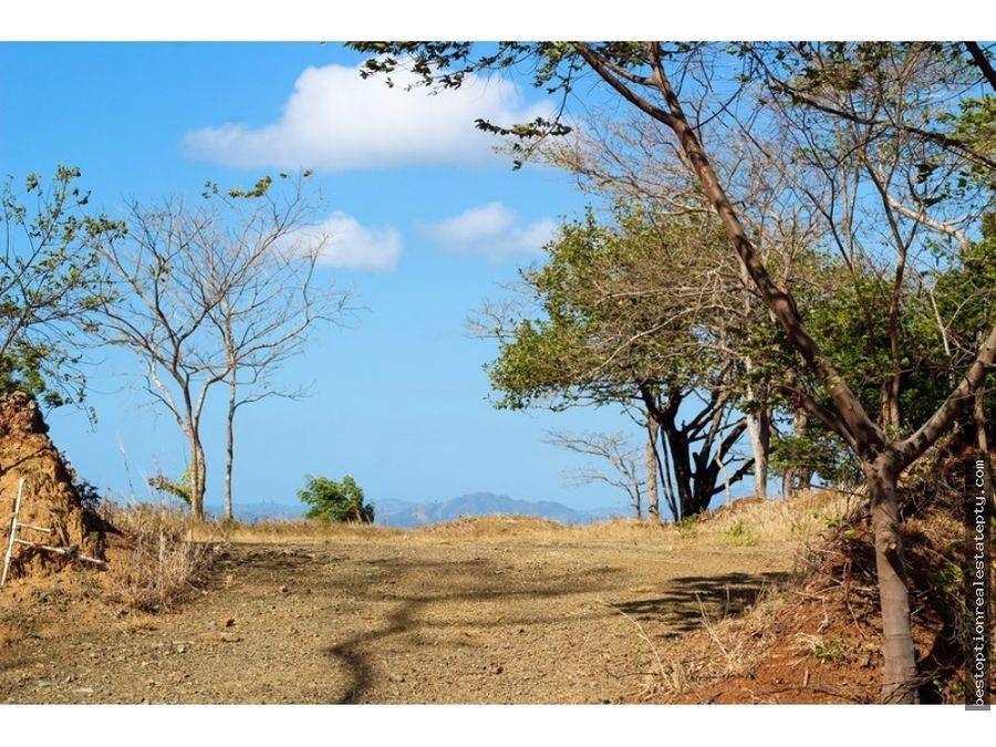vendo lote terreno con excelente vista al mar y valle