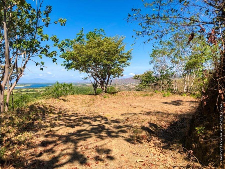 vendo lote con vista impresionante de isla cana