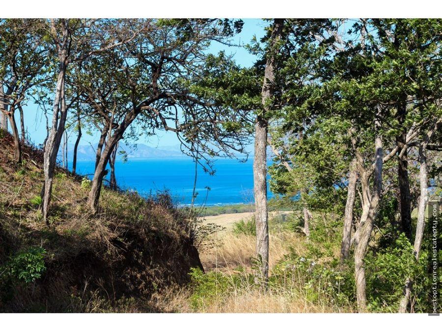 vendo lote impresionante vista al valle cerca de playa