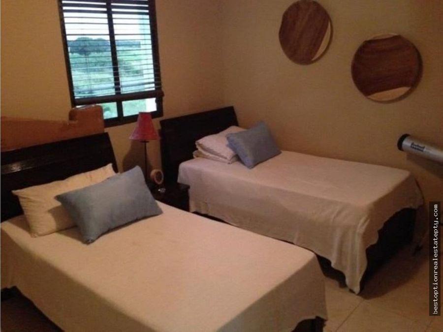 vendo apartamento ph villa azul playa blanca